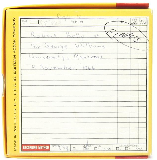 "Image 3: Tape Box ""FINK'S"""