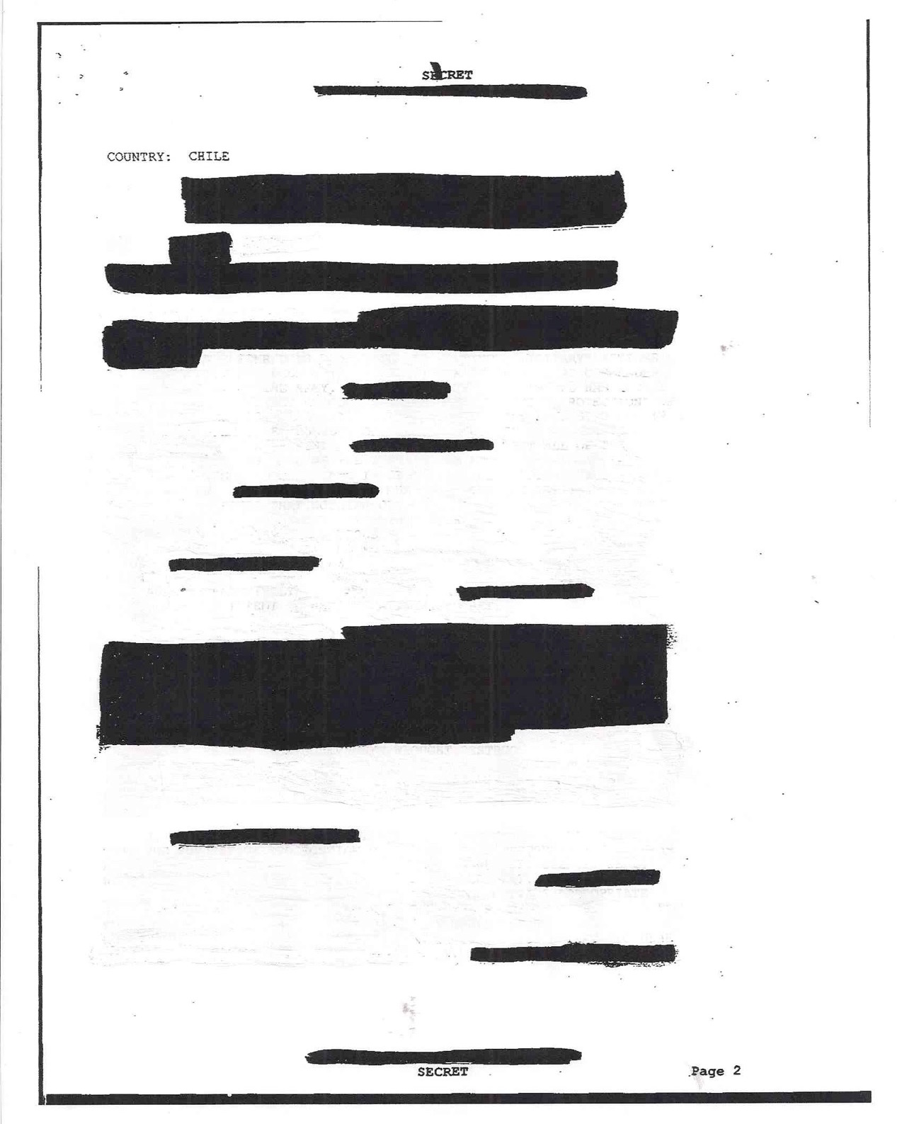 READING THE REDACTED - Amodern